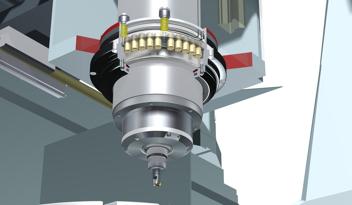 Motorspindelschutz Motorspindelschutzsystem MS³