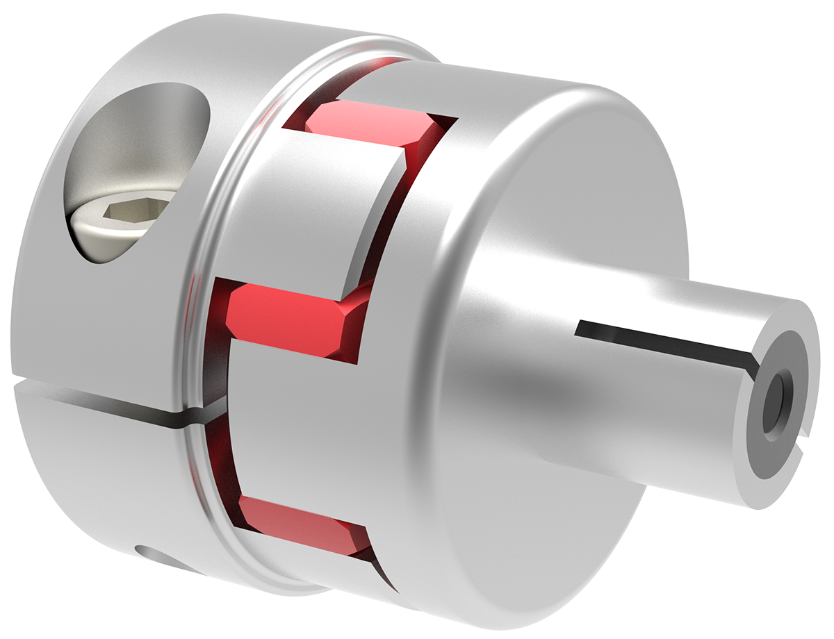 Elastomerkupplung EKS back