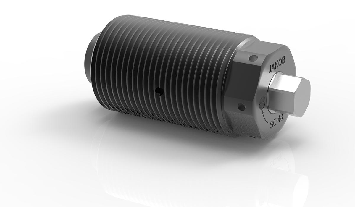mechanische Spannelemente Kraftspannschraube SC