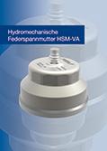 Hydromechanische Federspannmutter HSM-VA logoless mini