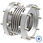 Metallbalgkupplung KE