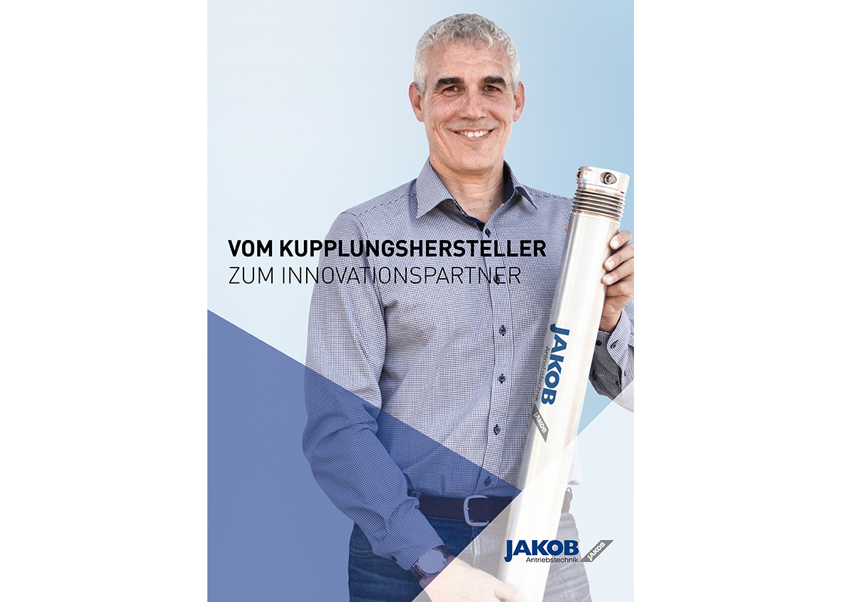 Imagebroschüre JAKOB 1