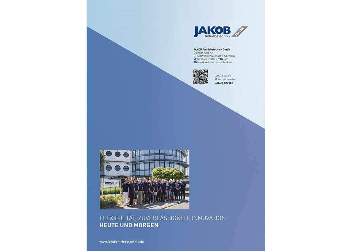 Imagebroschüre JAKOB 12