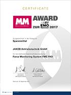 MM Award 2017