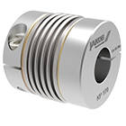 metal bellows couplings