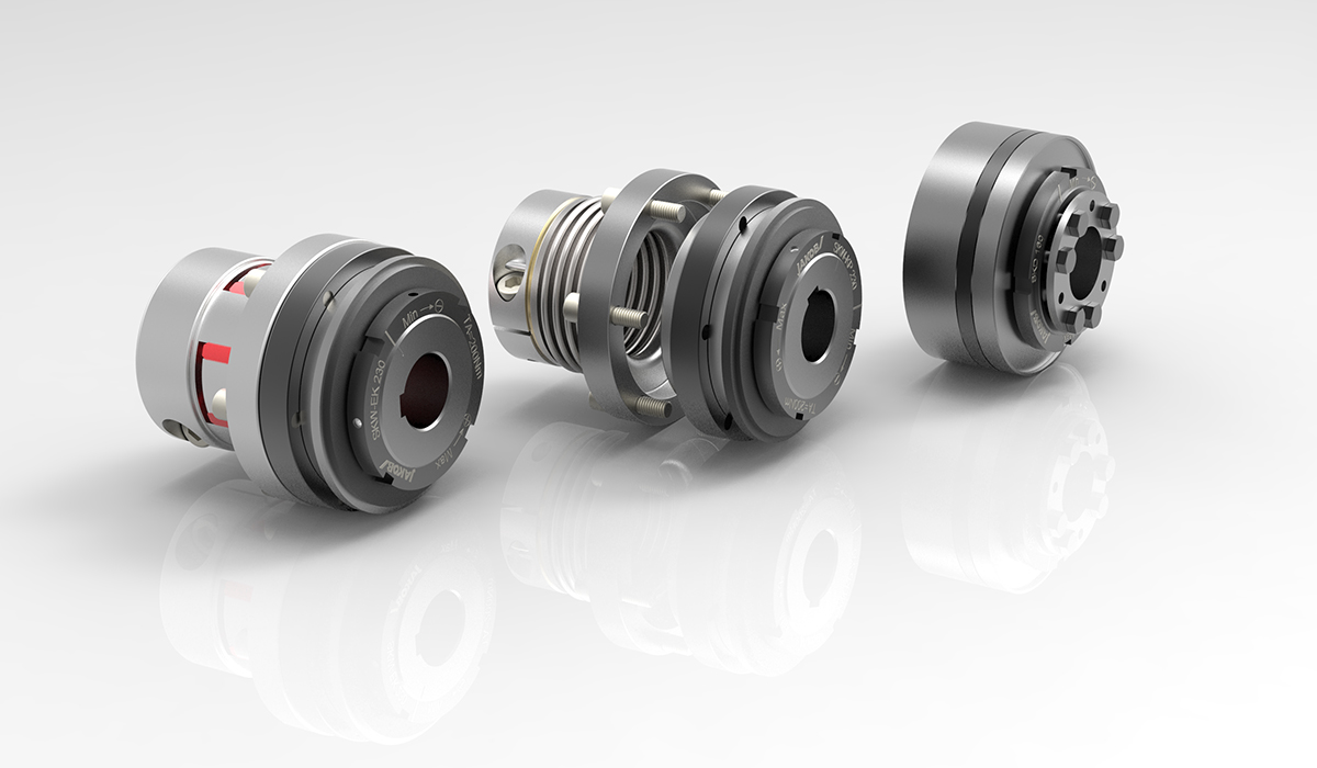 safety couplings for special solutions